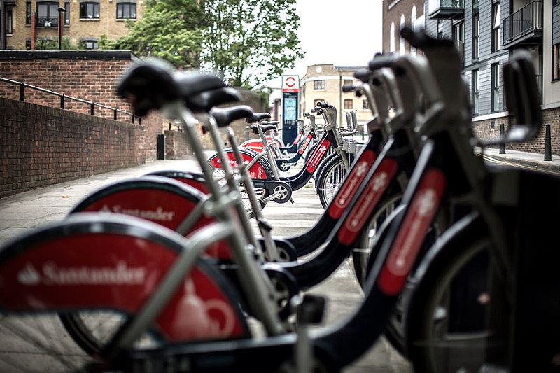 TfL is rolling out £80m 'Boris Bike' upgrade