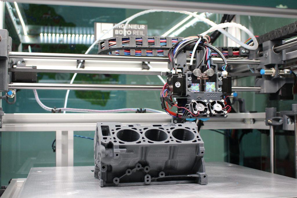 3D Printing in London